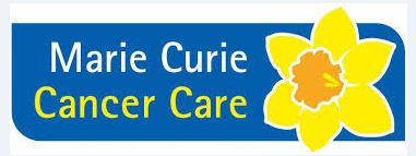 Marie Curie Logo and link