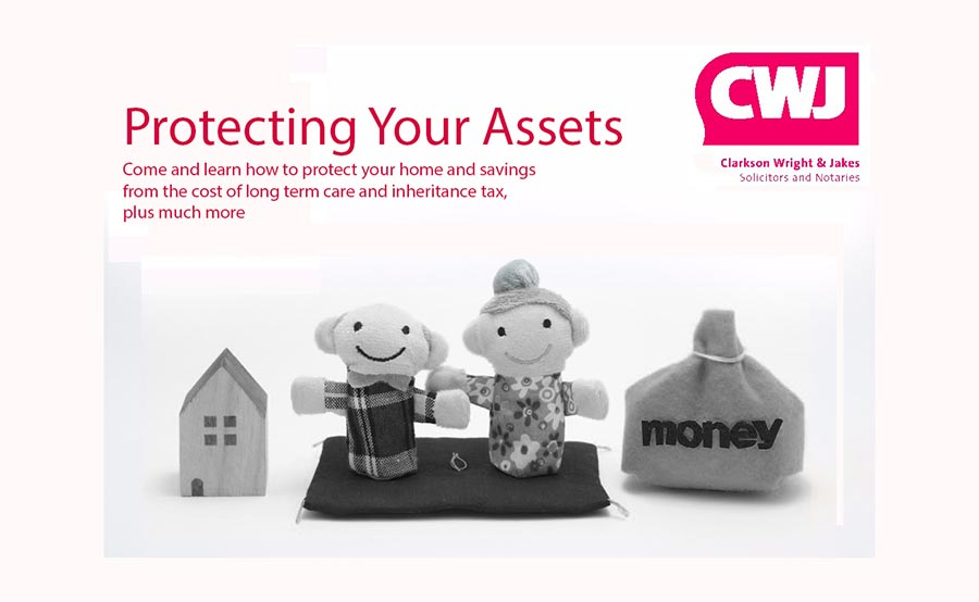 Protecting your assets seminar